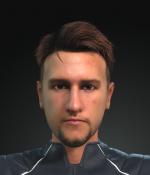 DAVID - Low Resolution Avatar